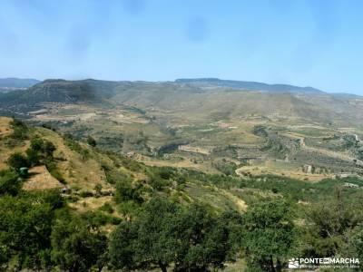 Comarca Maestrazgo-Teruel;viajes organizados semana santa grupos de amigos madrid excursiones viajes